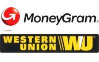 Western Union und Moneygram