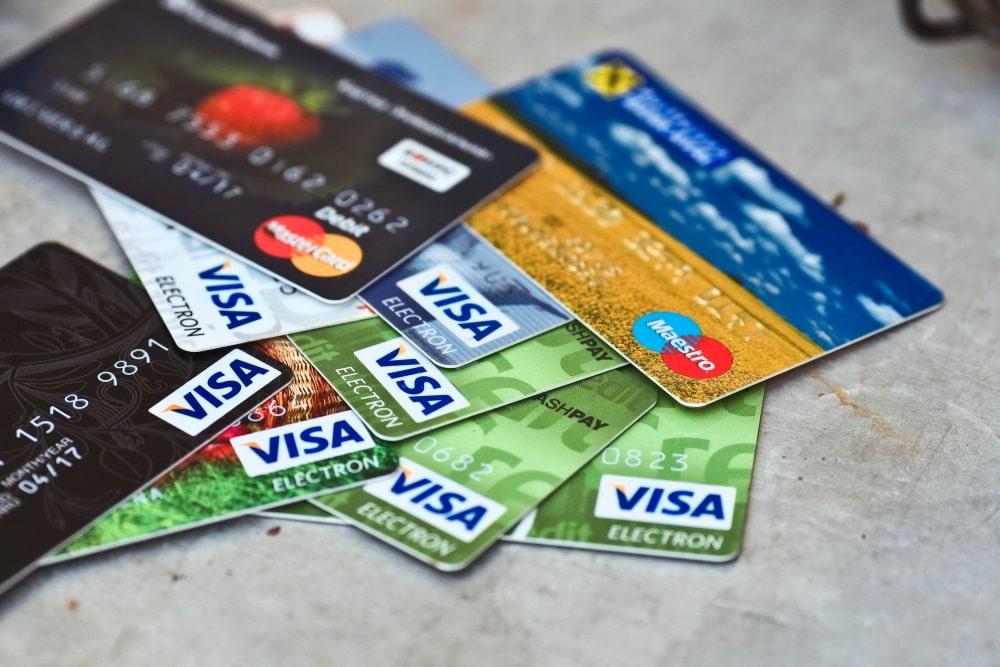 Kreditkarte trotz Schufa für Überweisungen