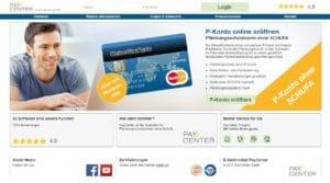 Kreditkarte, P-Konto, MeineGiroKarte
