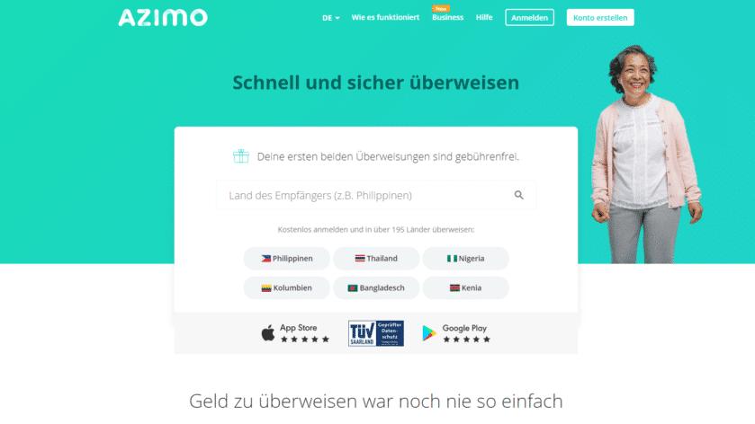 Azimo Geldtransfer: Funktionsweise, Erfahrungen und Vorteile!